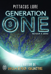 Generation One - Tome 3 - Retour à zéro