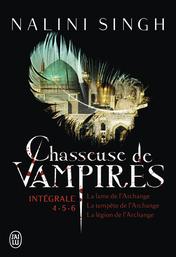 Chasseuse de vampires, 4-5-6