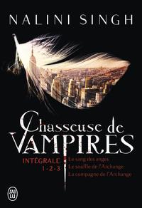 Chasseuse de vampires, 1-2-3