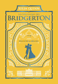 La chronique des Bridgerton 7 & 8 - Édition de luxe