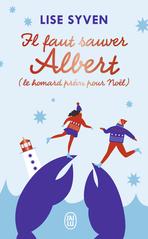 Il faut sauver Albert (le homard prévu pour Noël)