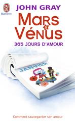 Le calendrier Mars et Vénus, 365 jours d'amour