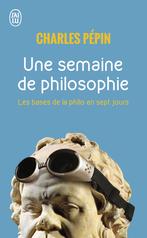 Une semaine de philosophie