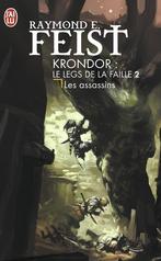 Krondor, le legs de la faille - Tome 2 - Les assassins