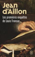 Les premières enquêtes de Louis Fronsac