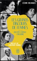 Les grands discours de femmes qui ont changé l'Histoire