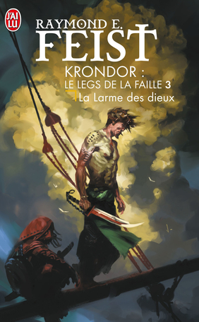 Krondor, le legs de la faille - Tome 3 - La Larme des dieux