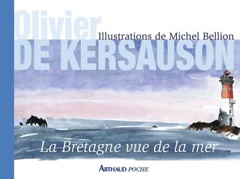 La Bretagne vue de la mer