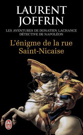 L'énigme de la rue Saint-Nicaise