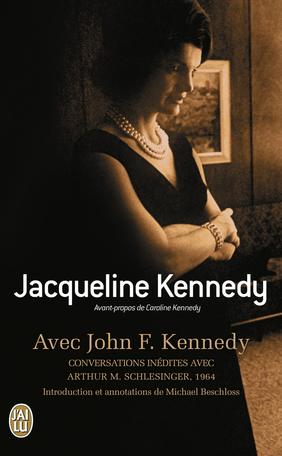 Avec John F. Kennedy