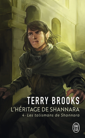 L'héritage de Shannara - Tome 4 - Les talismans de Shannara