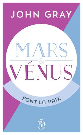 Mars et Vénus font la paix