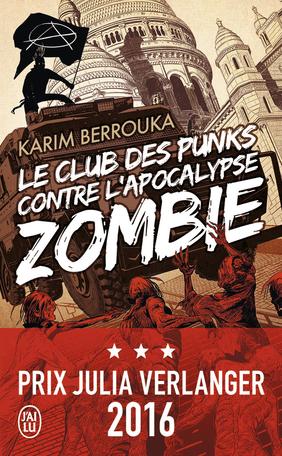 Le club des pinks contre l'apocalypse zombie