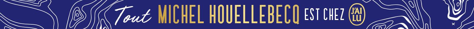 Bandeau Janvier 2019 - Michel Houellebecq