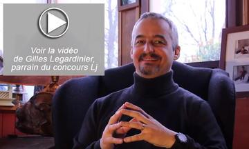 Video Gilles Legardinier